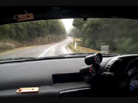 Targa Tasmania 2009 – Skyline R32 GTS-t
