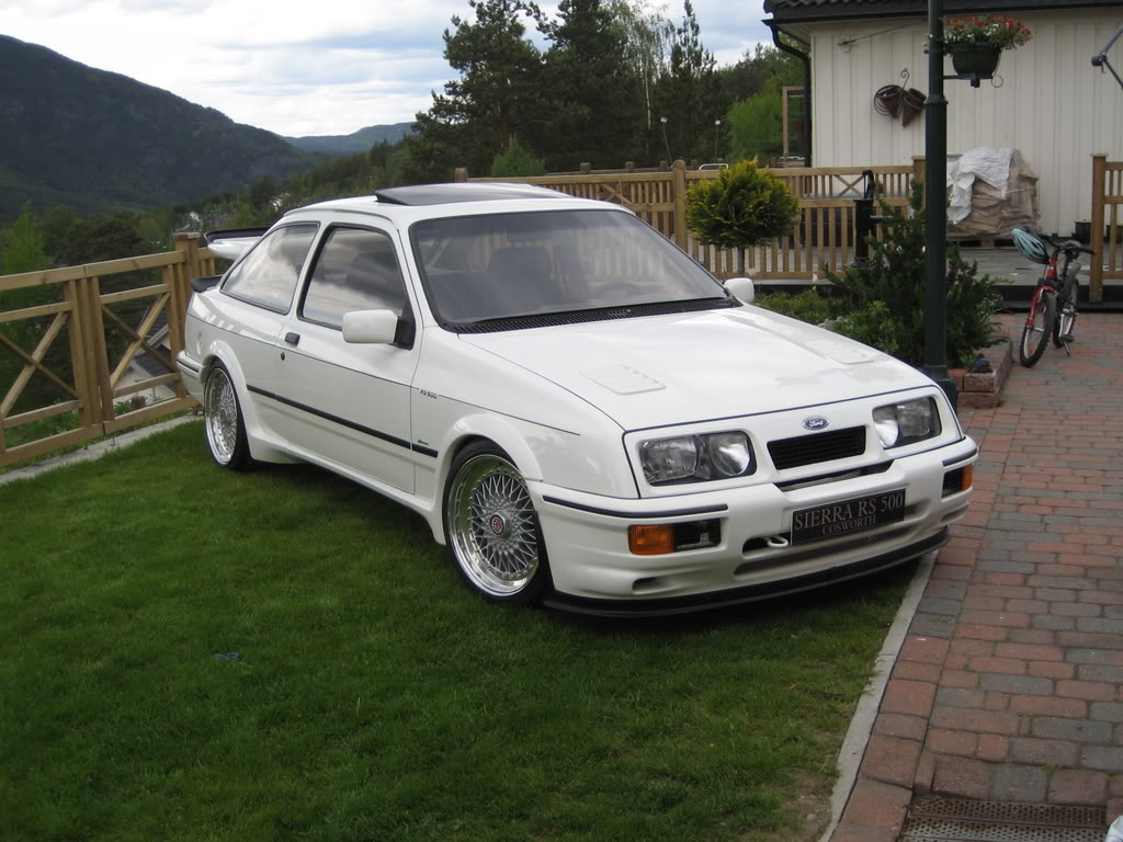 ford sierra rs cosworth r32taka. Black Bedroom Furniture Sets. Home Design Ideas
