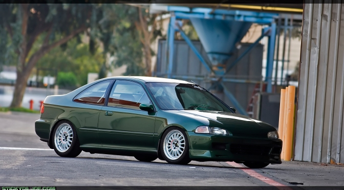 Green Civic EJ