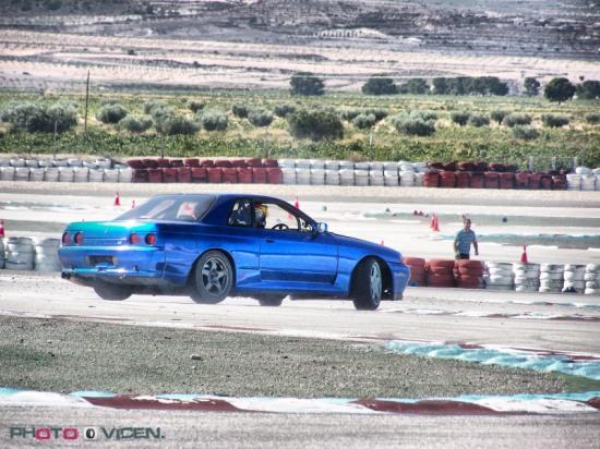 My first drifting