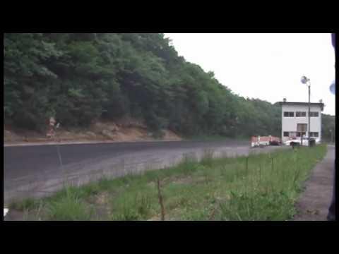 Missile drifting at Ebisu