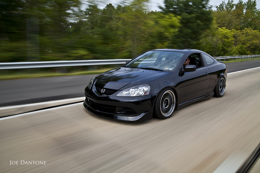 The Black Dc5 R32taka