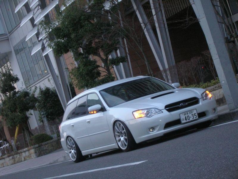 Subaru Legacy Wagon R32taka