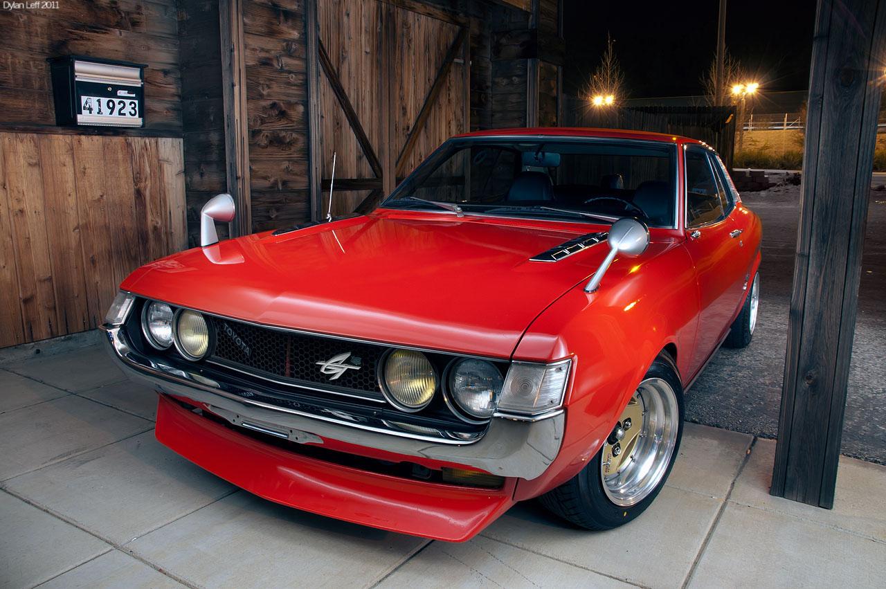 Toyota Celica Ta22 R32taka 1973 For Sale Continue
