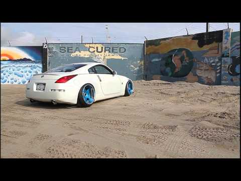 Low and slow 350Z