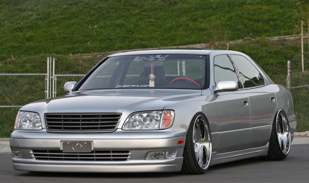 Vip Lexus Ls R32taka