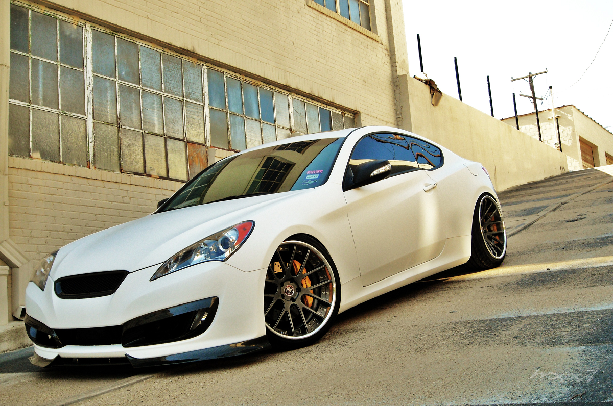 Stanced genesis coupe viewing gallery