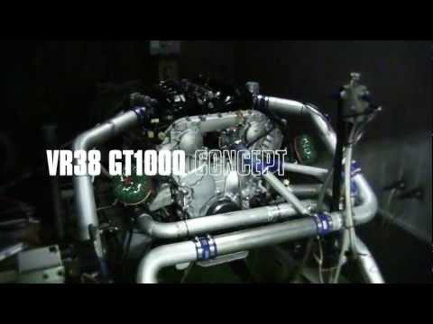 HKS VR38 GT1000 concept 1000ps over!