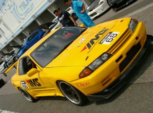 YMS Yellow GTR