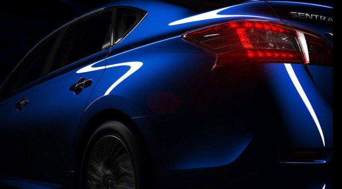 All-new Sentra sedan coming later this year