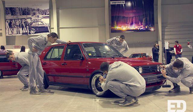 Volkswagen Club Fest 2012