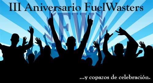 III Aniversario de FW