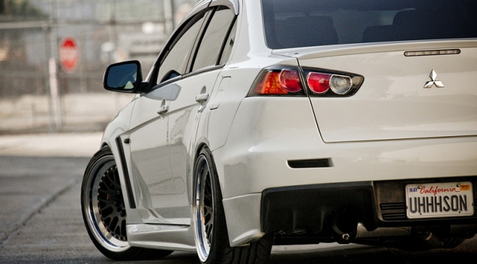 The EVO X collection