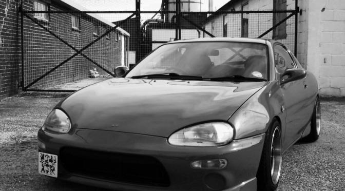 The rare Mazda