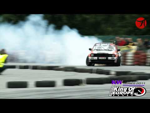 I Love Drift ♥ (King of Europe Rd1 2012)