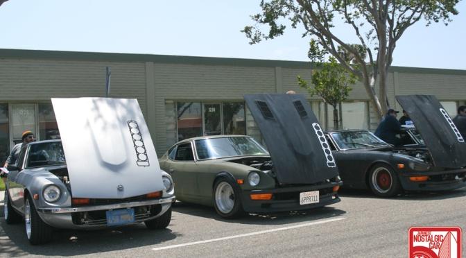 Motorsport Auto's 2012 Z-car West Coast Nationals