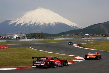 500km race at Fuji Speedway