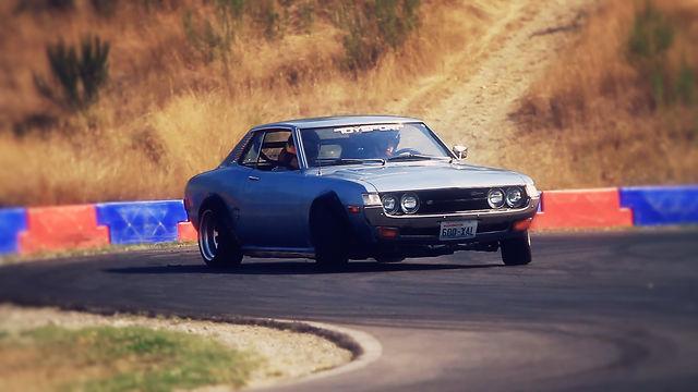 Matt Panic's 1973 Toyota Celica
