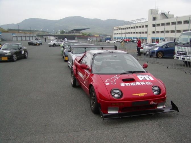 Mazda AZ-1 Race Car
