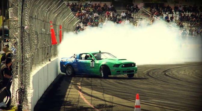 I Love Drift ♥ (Formula Drift Long Beach 2012)