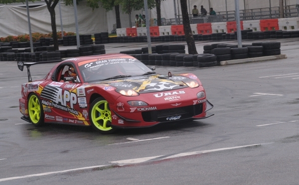 D1GP driver, T.Fujio's FD for sale