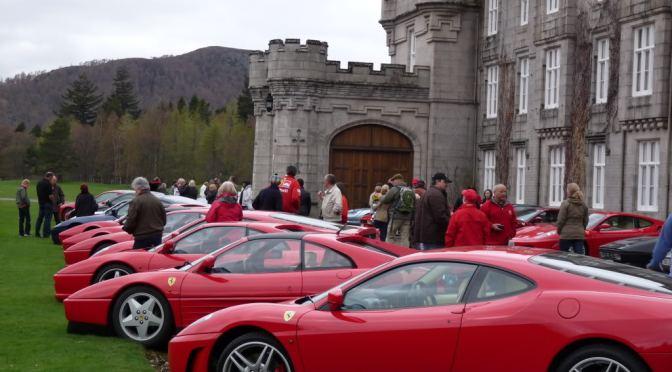2012 Ferrari Cavalcade  28-30 Junio