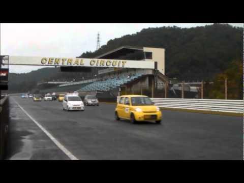Central Circuit K-car Meeting HOT-K