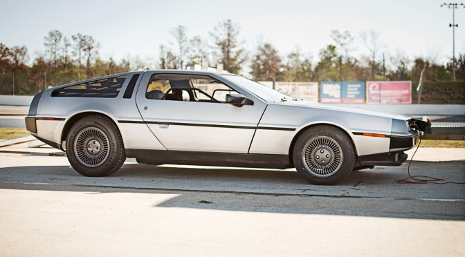 The world's fastest DeLorean
