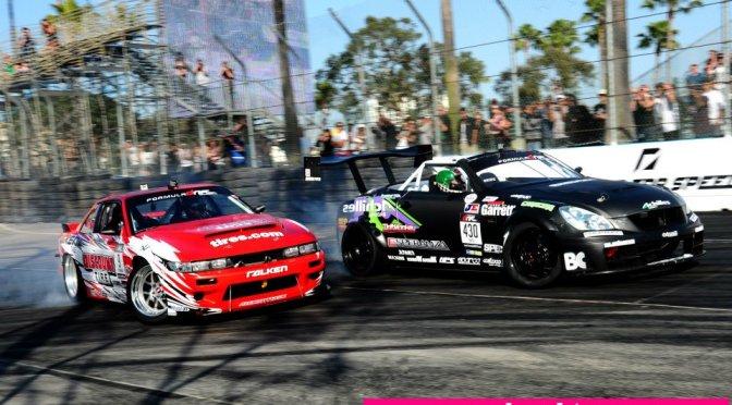 Formula D: Road Atlanta. Daigo Saito