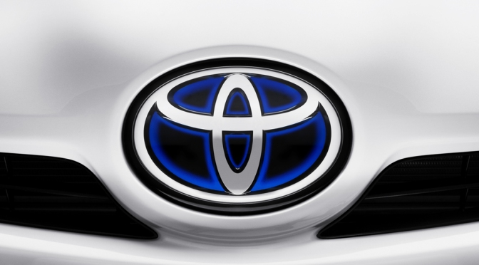Toyota Sales Increase More Than 60 Percent in June 2012