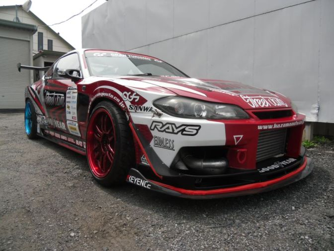 Kazama Auto D1 S15 for sale