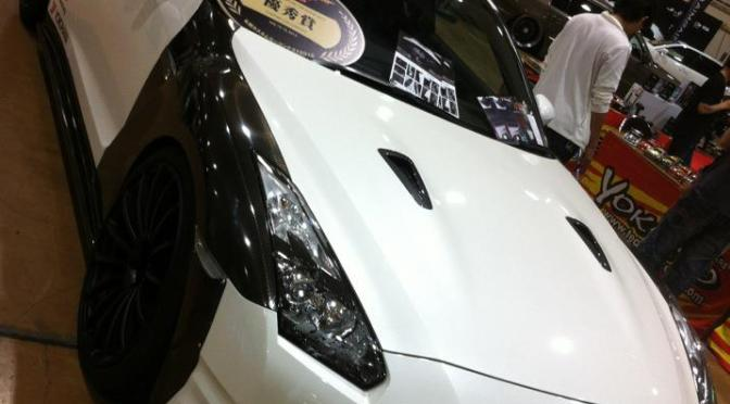 Customized car in Japan (July)