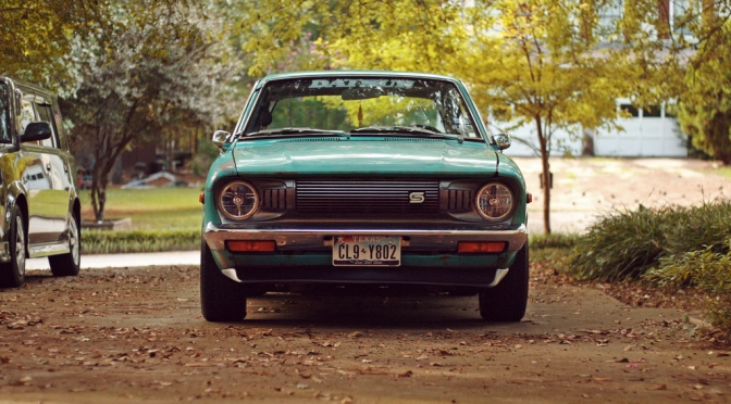 Love the Datsun