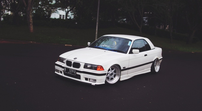 BMW goodness from Indonesia
