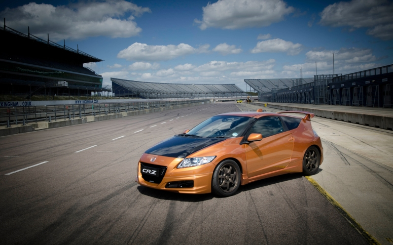 honda-CR-Z-mugen-front-three-quarter