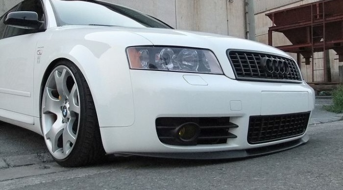 Audi A4 + X5 Wheels