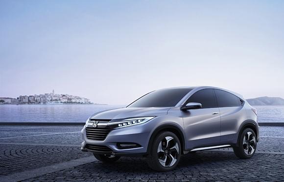 """All-New Honda Compact SUV Concept Model """"URBAN SUV CONCEPT"""""""