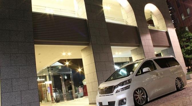 VIP Style: Toyota Vellfire