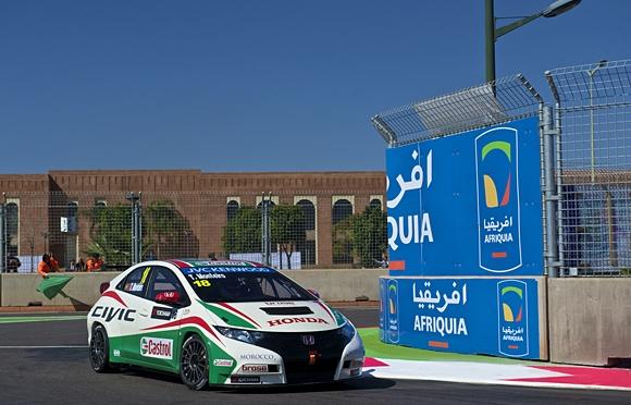 WTCC: Round 02: Morocco
