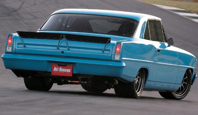 67′ Chevy Nova