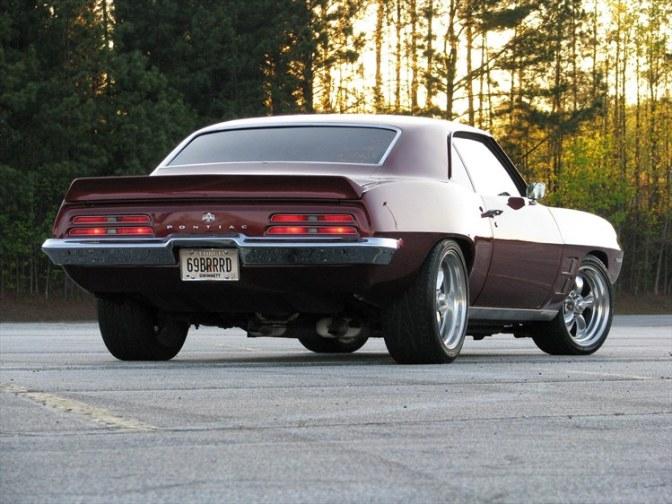 '69 Pontiac Firebird