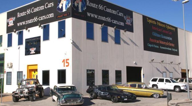 Route 66 Custom Cars