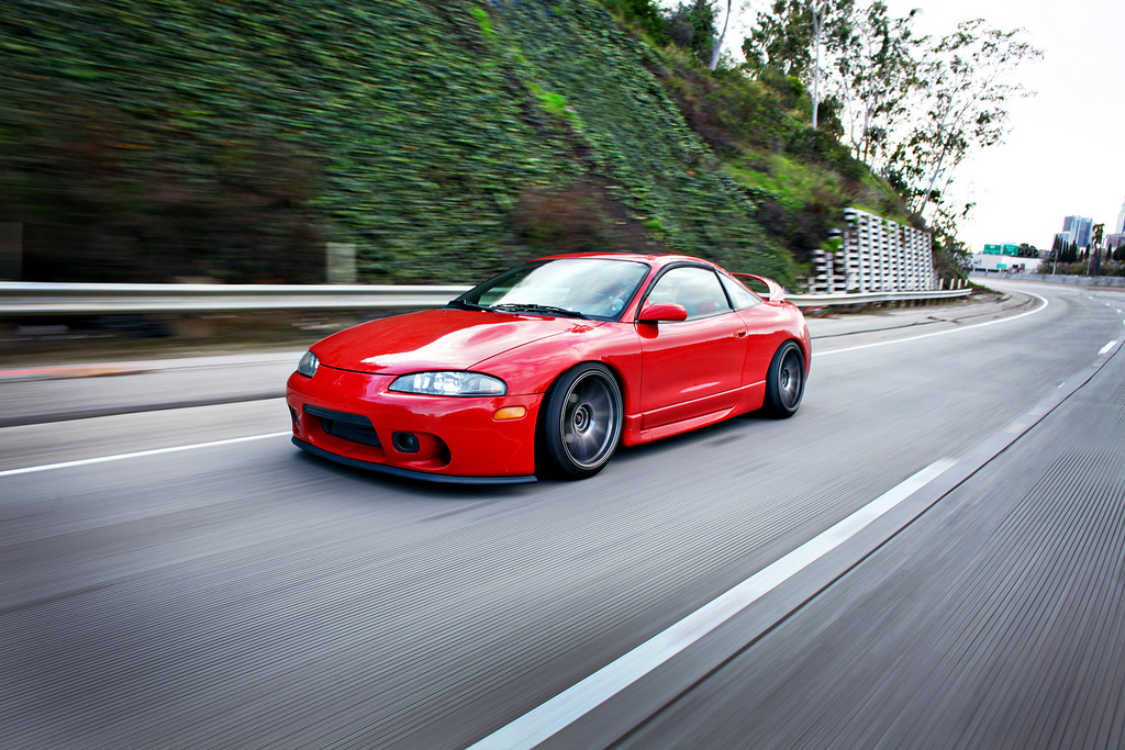 Gallery For > Stanced Eclipse 2g