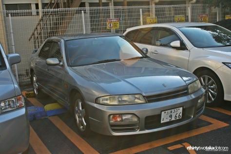 r33 sedan stock