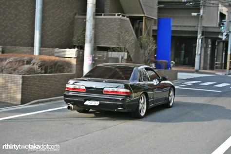 ps13 rear