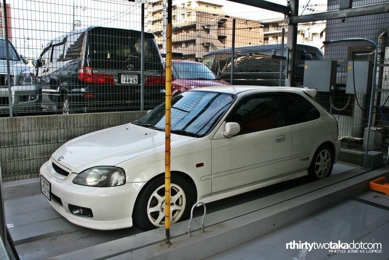 ek9 parking
