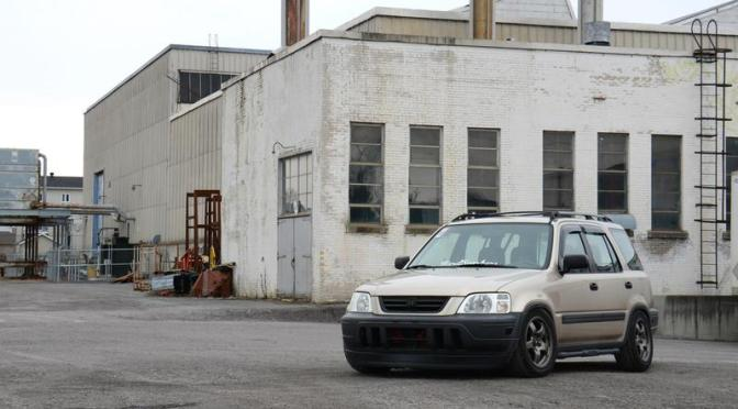 Lowered CRV?