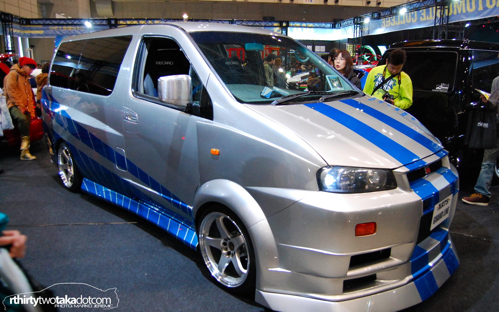 Tokyo auto salon 2013 part iii r32taka com for 2013 tokyo auto salon
