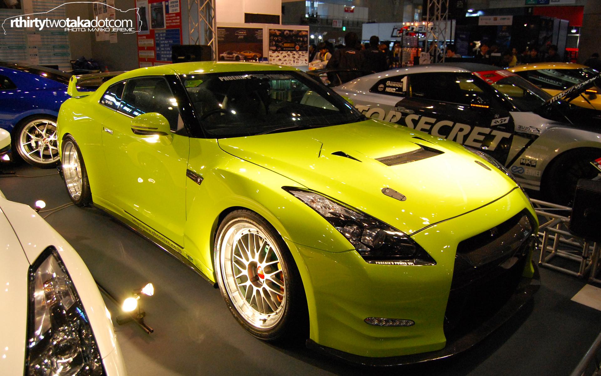 Tokyo auto salon 2013 part iv r32taka com for 2013 tokyo auto salon