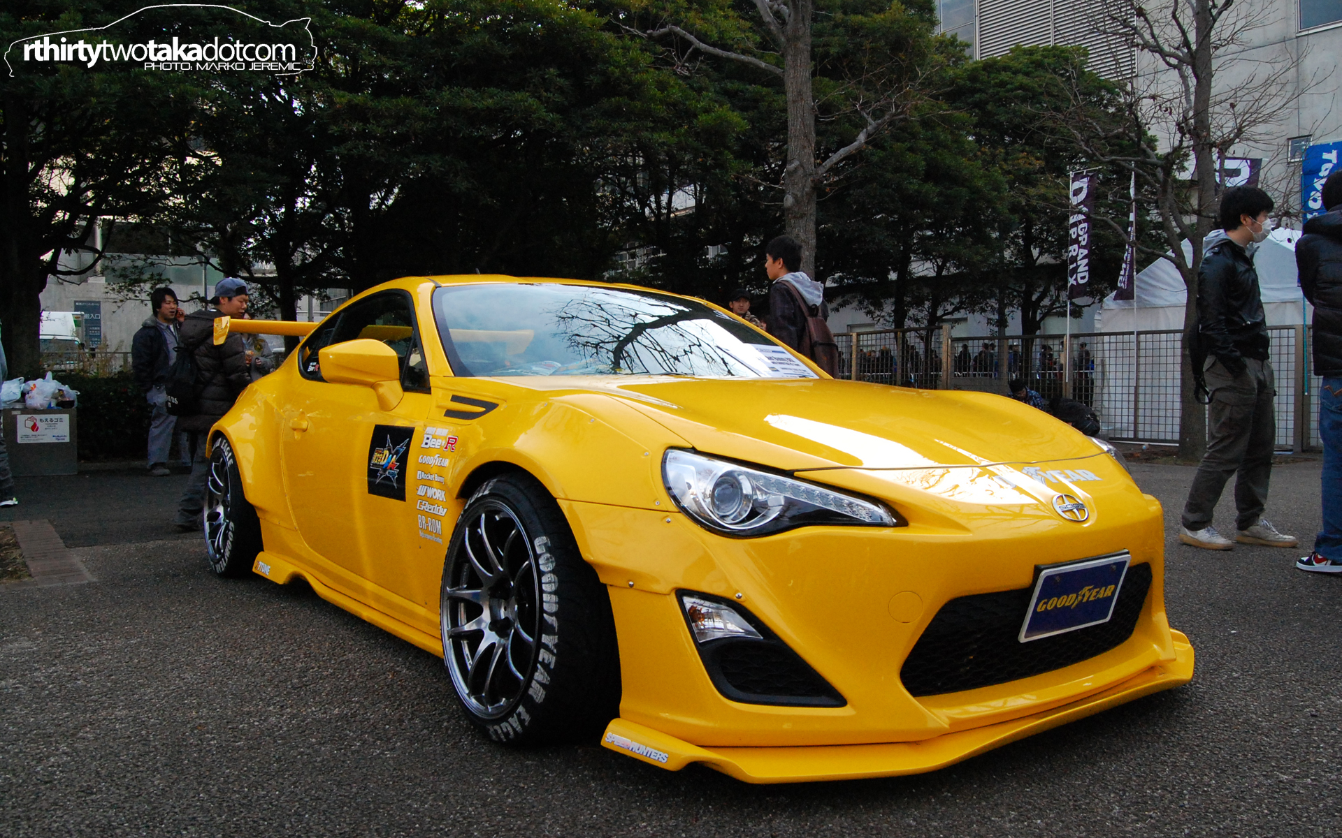 Bee Racing 86 Frs Brz R32taka